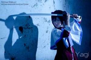 The nocturne of farewell by Hitomi-Cosplay