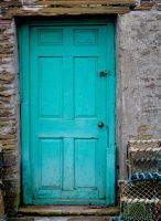 Orkney Door by Lazy-Photon