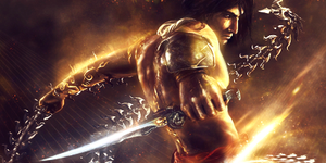 Prince of Persia by Dhencod