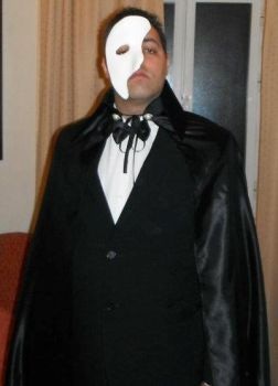 Phantom of the opera costume by McIntosh15989