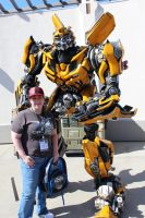 I met BumbleBee XD by Lady-Elita-1