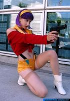 Faye Valentine 02 by illiara
