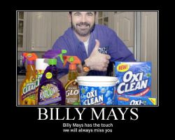 Billy Mays by Waterdog213