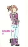 Me In Winter...mm..cozy by Xzaillite