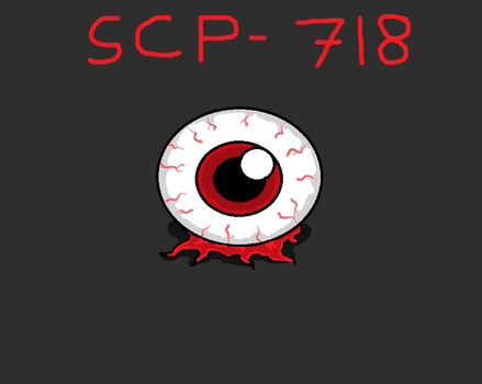 Scp 718 by cocoy1232