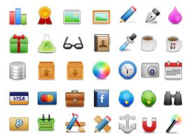 48 pixels web iconset by FreeIconsFinder