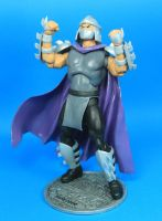 TMNT Classic Shredder Figure by hugohugo