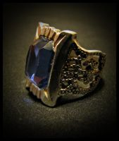 Kuroshisuji 'Phantomhive' Ring 2, Commis by SaraAnnDiPity