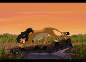 http://tn3-2.deviantart.com/fs4/300W/i/2004/268/a/3/Lessons_in_Being_a_Lion_by_balaa.jpg