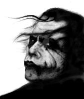 The Joker by eerily