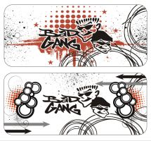 Tags Bad Gang Modelos 7 e 8 by LynckDesign
