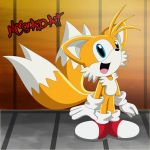 happy tails super background by McSadat