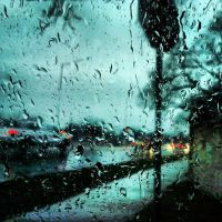 Raindrops on my Window by marc-the-kid