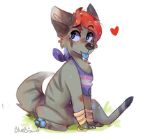 soft son at by Bluebiscuits
