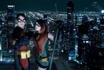 Robins Unite by UxiCosplay