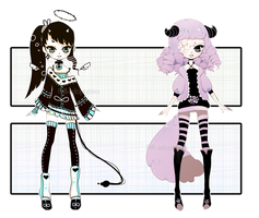 [CLOSED] ADOPT AUCTION 28 by Piffi-adoptables