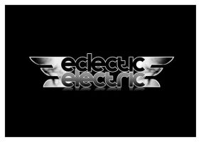 Eclectic Electric Logo by fifties