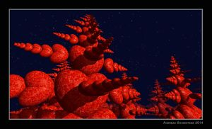 Valentine's Day in the fractal world  :-) by arteandreas