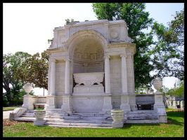 Lacosst Tomb Metairie by SalemCat