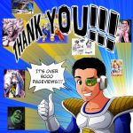 It's Over 9000 Pageviews!!! by rosan-mate