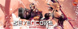 Sevencore Action MMORPG Banner by Anzert