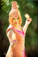 Flame Princess by RedChurippu