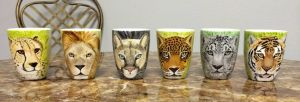 handpainted mugs by Belinda92