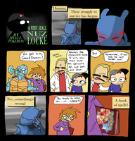 Nuzlocke Run 8 by JHALLpokemon