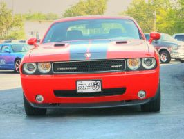 Challenger by intenseblue98rt