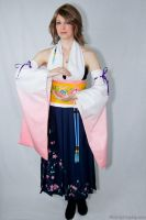 Yuna - Final Fantasy X by FireLilyCosplay