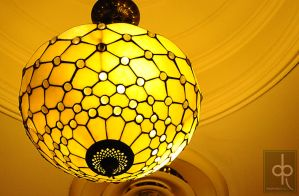 vintage lamp by januscastrence