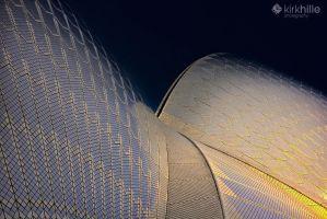 Sydney Opera House by Furiousxr