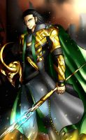 Loki by Smudgeandfrank