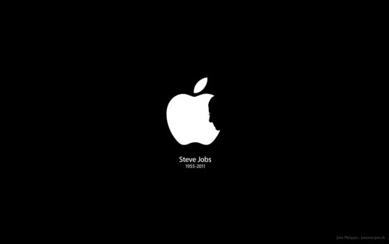 RIP Steve Jobs - wallpaper by BK1LL3R