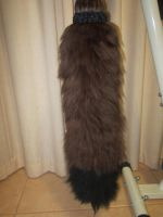 Current tail in progress all fluffed up by Keiji-Designs