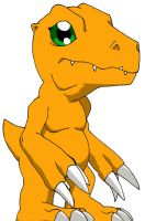 Agumon by mancy157