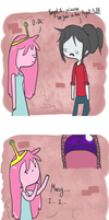 The Suitor - Bubbline Comic #6 by Thegirlins