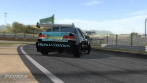 99' Civic Si Rear by Gamer1ba