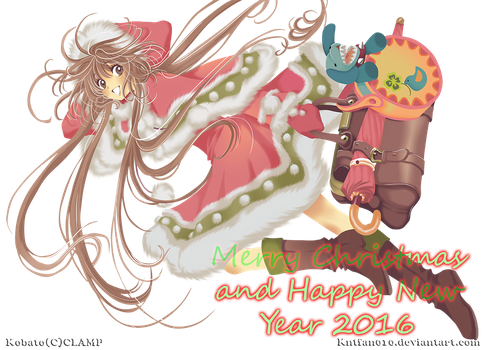 Have a Very Merry Kobato Christmas!! by kntfan010