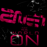 2NE1: Take The World On by Awesmatasticaly-Cool