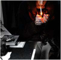 -Burn The Witch - by LeSuicideDeLaMouche