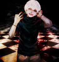 Sound - Kaneki Ken by 34Kai
