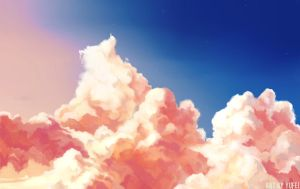 Clouds by Yufei