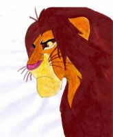 Angry Simba by Zumay-Is-Love