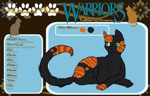 Gingerstone Ref. by Cristal-Soul