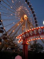 Navy Pier by dollfacexkilla
