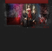 vampire diaries layout by BrookeDavis