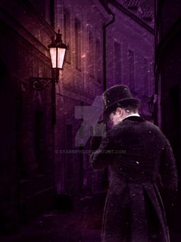 Jack The Ripper by StarrifyD