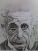 einstein by anshuman18