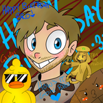 Happy Birthday Pewds!!! by megthedoodler1999